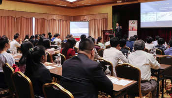 """CDX Administrated A Seminar On """"Trading Strategies"""""""