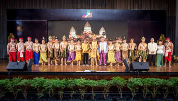 CDX (formerly known as Golden FX Link) Brings Derivative Investors Back To The Angkorian Empire At Its Annual Dinner
