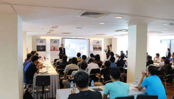"CDX (formerly known as Golden FX Link) Organizes Seminar On ""The Truth About Investing"""
