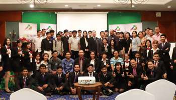"""CDX (formerly known as Golden FX Link) Organized A Seminar On The Topic Of """"Smart Investing"""""""