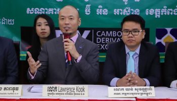 Kampong Cham – Second Station of SECC and CDX Roadshow in 2018