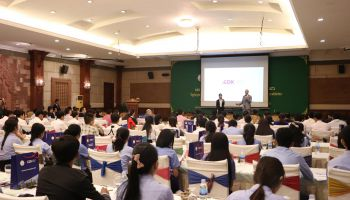 Siem Reap – the Third Stop of SECC and CDX Roadshow of 2018