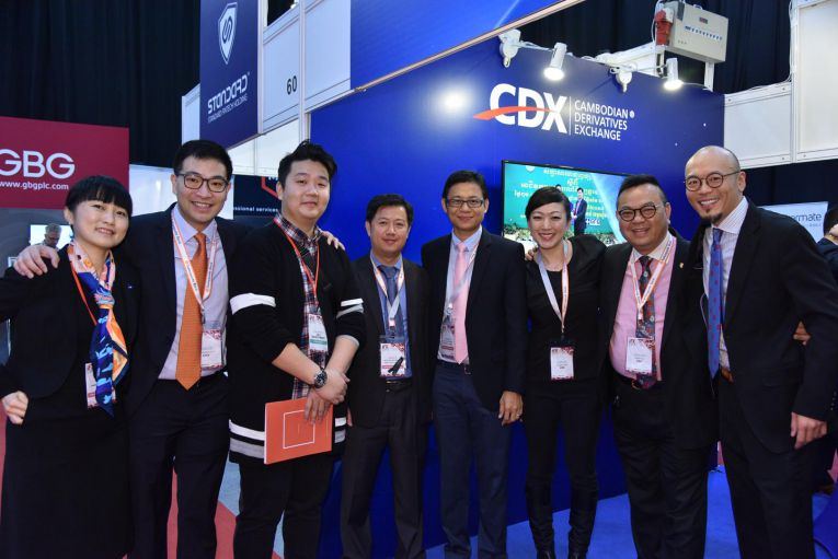 CDX Continues Promoting Cambodia at Another International Expo