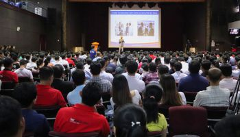 CDX Participates in Keller Williams Cambodia's Seminar