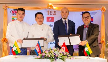 CDX Signs MOU with Myanmar's New World Financial Group