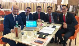 CDX Holds Meeting with ADSS for Further Development in UAE and Cambodia