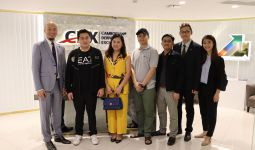 21-22 August – New World Financial Group Visits the Headquarter of CDX and SECC