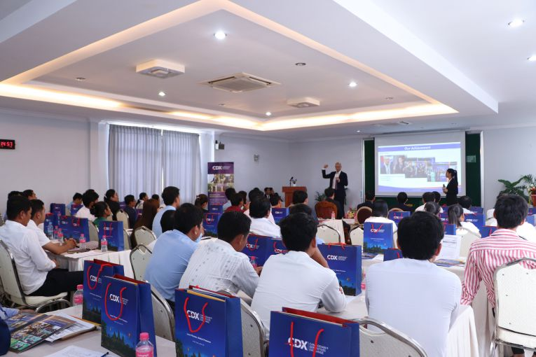Over 100 Potential Investors Attend the First Stop of CDX and SECC Roadshow 2019