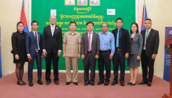 Kampong Chhnang Province – 4th stop of the 2019 Roadshow by CDX and SECC