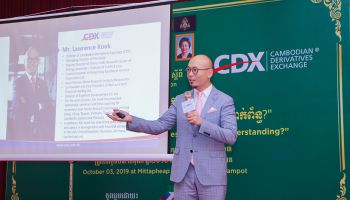 CDX and SECC Hold the Roadshow 2019 at the Second Stop Successfully
