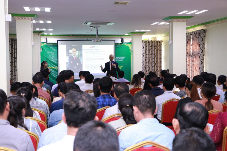 Kandal Province – 7th Stop of the 2019 Roadshow by CDX, SECC, and Provincial Hall