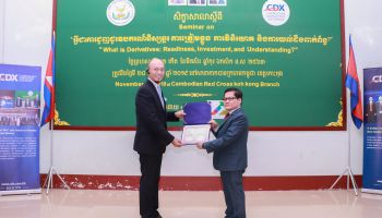Koh Kong Province – 11th Stop of the 2019 Roadshow by CDX, SECC, and Provincial Hall