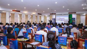蒙多基里省-2019年柬埔寨证券交易委员会(SECC)及柬埔寨金融衍生商品交易所(CDX)举办第十六站路演