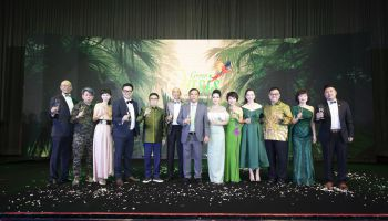 CDX Welcomes Hundreds of Special Guests During Its Yearly Gala Dinner