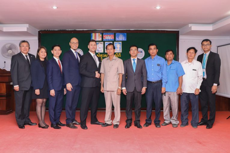 Oddar Meanchey Province – Last Stop of the 2019 Roadshow by CDX, SECC, and Provincial Hall