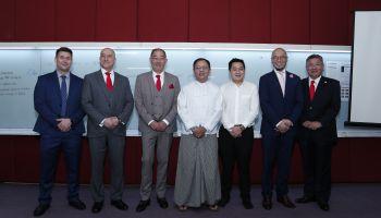 CDX在仰光经济大学研讨会强调缅甸金融市场的发展前景