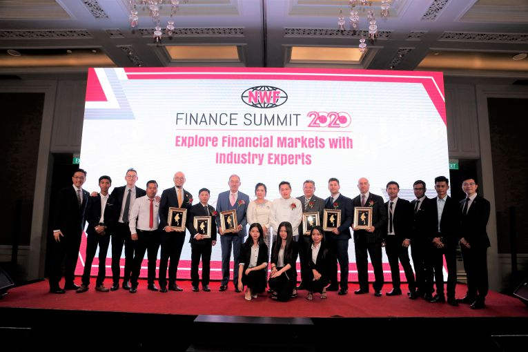 CDX Makes Contributions to Myanmar's Finance Summit 2020